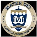 Mater Dei Catholic High School Online Store Logo